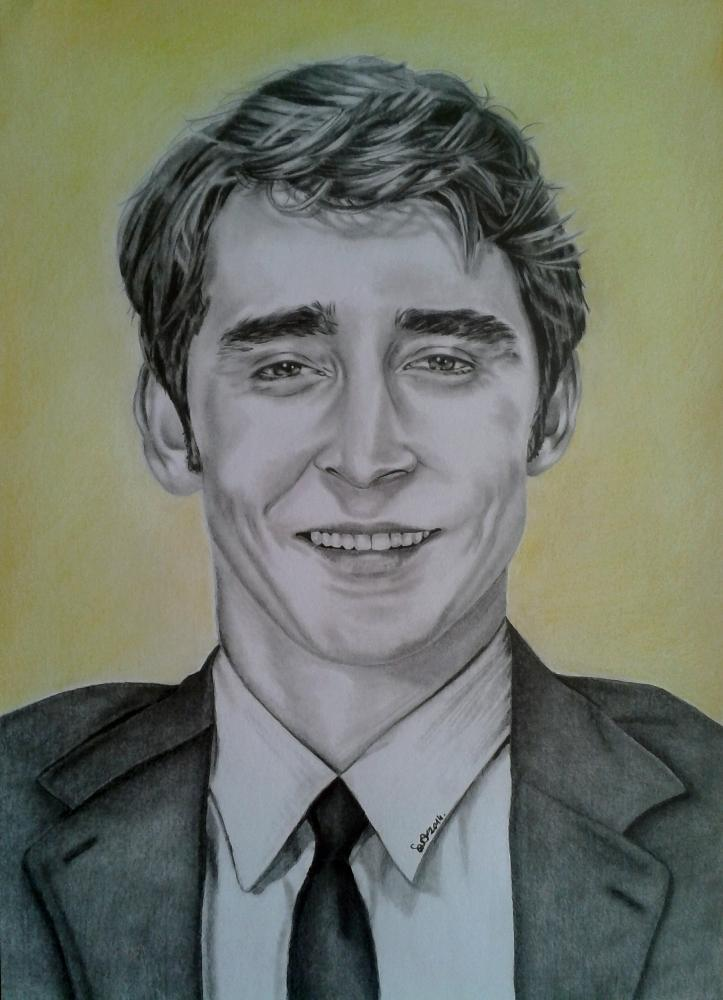 Lee Pace by Adrienne
